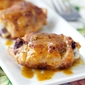 Pan Roasted Chicken Recipe with Gingerale Pan Sauce