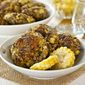 Spiced Quinoa Corn Patties
