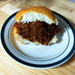 BBQ Pulled Pork 'samos – Crock Pot