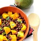 Black Bean and Mango Salad #SundaySupper #Dairy,Egg and Gluten Free