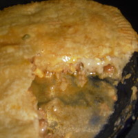 PULLY PORK POT PIE
