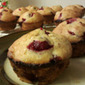 Cranberry and Lime Muffins