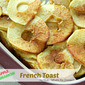 Pampered Chef Apple Cinnamon French Toast