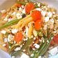 Pasta with Peas, Tomatoes, and Feta