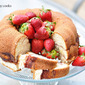 Strawberry Swirl Cream Cheese Pound Cake {repost}