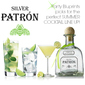 3 Perfect Summer Cocktails With Patrón