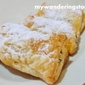 Banana Chocolate Cheese Puff Pastry
