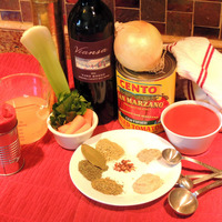Sunday Sugo Rosso (Red Sauce)