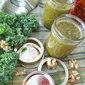 KALE sun-dried Tomato Walnut PESTO