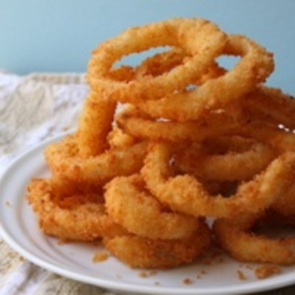 Fried Onion Rings Recipe by Shalina - CookEatShare