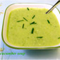 Cucumber Soup - Kosher Connection