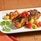 Guest Post...The Perfect Summer Fish Dish: Blackened Mahi Mahi with Mango Salsa