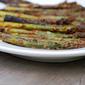 Parmesan Garlic Grilled Asparagus