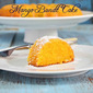 Eggless Mango Bundt Cake Recipe| Easy Cake Recipes