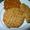 Peanutty Oatmeal Cookies