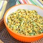 Grilled Corn and Poblano Guacamole #iloveavocados