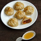 Dates & Nuts Momos~~A Virtual Birthday Party For Shama
