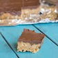 Biscoff Rice Krispie Treats