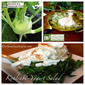 FARM FRESH NOW Installment #4: Kohlrabi & Kohlrabi-Yogurt Salad