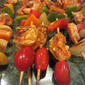 Gluten Free Cajun Shrimp Skewers and 4 Tips for Gluten Free Barbecues