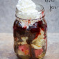 Banana Split Cakes in a Jar #SundaySupper & Cookbook #giveaway