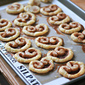 Secret Recipe Club: Cinnamon Palmiers