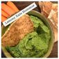 Lemony Kale Hummus