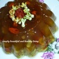 Healthy Chinese Violet Eucheuma Jelly