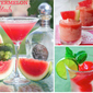 3 Amazing Watermelon Cocktails For Summer!
