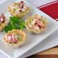 "Lobster ""Roll"" Cups"