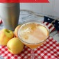 Real Deal Apple Martini & a G-Free Foodie Giveaway