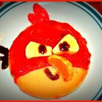 kiddie angry bird