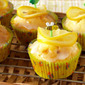 How to Make Honey Lemon Cupcakes - Video Recipe