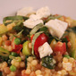 Fregola With Summer Vegetables