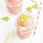 Skinny Strawberry Daiquiris