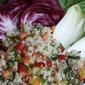 Quinoa Salad (Gluten Free, Vegan)