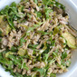 Warm-Weather Tuna Macaroni Salad