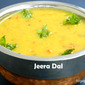 Jeera Dal (Pressure cooker method)