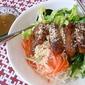 Vietnamese Cold Noodle Bowl