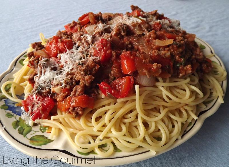 Spaghetti & Meat Sauce Recipe by Catherine - CookEatShare