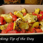 Italian Seasoned Summer Squash and Tomatoes