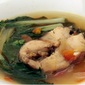 Boiled Mudfish Soup with Veggies (Pesang Dalag)