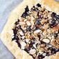 Blueberry Almond Streusel Galette
