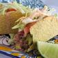 #286 Chipotle Ginger SoyTuna Tacos