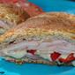 Grilled Sub Sandwich