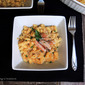 Crab Macaroni & Cheese with Ritz Cracker Topping