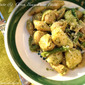 RECIPE: Potato, Green Bean and Pesto Pasta