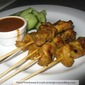 Homemade Malaysian Satay In Aberdeen And Short Break