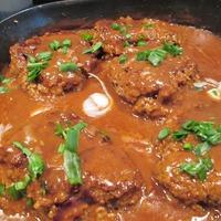 Florentine Salisbury Steak