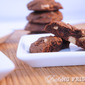 Chocolate Cherry Macadamia Nut Cookies